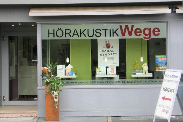 Bild 1 von Hörakustik Wege - Meisterbetrieb aus Hattingen