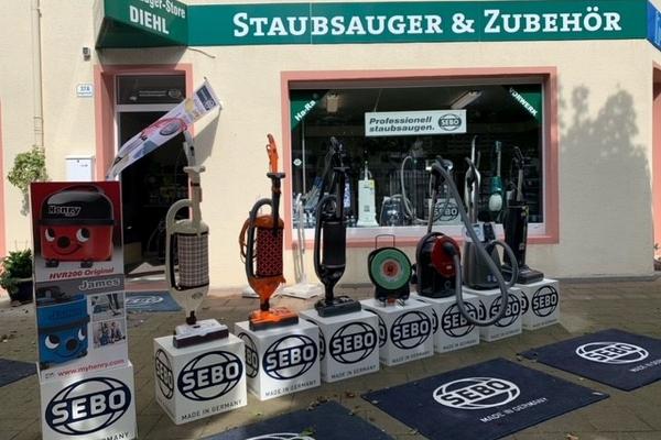 Bild 1 von Staubsauger-Store Diehl