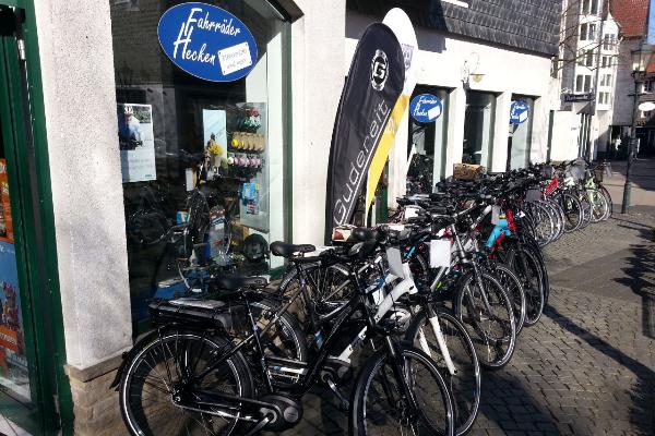 Bild 1 von Fahrräder Hecken